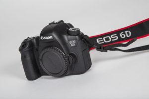Camerabody Canon 6D
